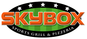 Menu | Skybox Saltillo Sports Grill & Pizzeria