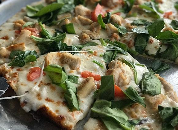Big Al pizza